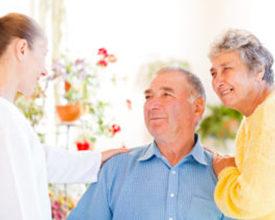 Пансионат по уходу за пожилыми людьми