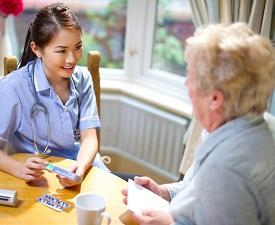 Пансионат престарелых с сердечно-сосудистыми заболеваниями