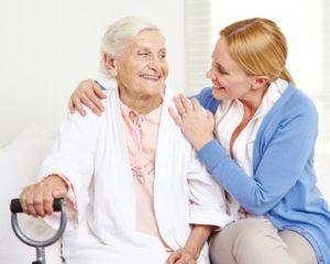 Как позаботиться о пожилом человеке