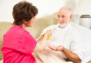 Медицинское обслуживание в пансионате Счастливая старость