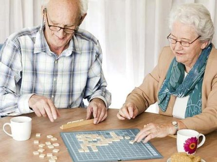 Настольные игры в пожилом возрасте