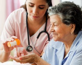 Уход за пожилыми при запорах
