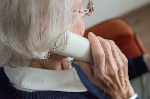 Перелом шейки бедра у пожилых людей